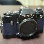 CONTAX 137MD レストア